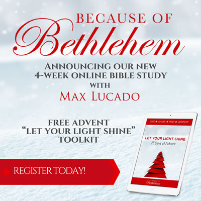 lets celebrate and honor the birth of christ together will you join us in another year of because of bethlehem learn more about the study here and get