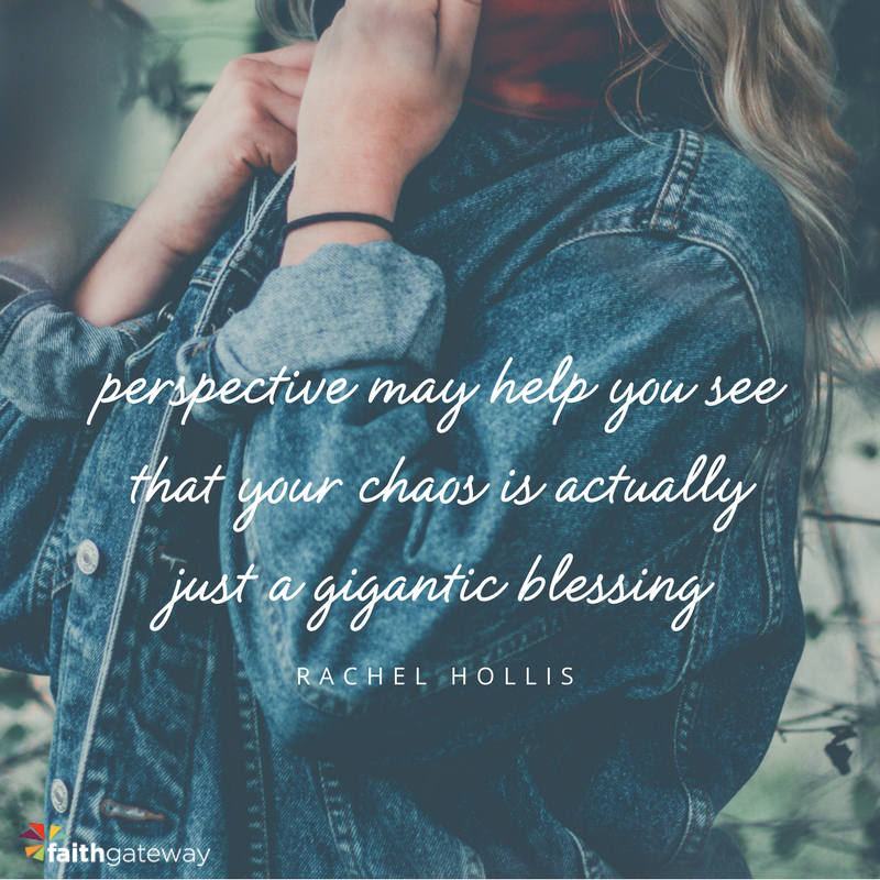 Jesus and Chaos | Girl, Wash Your Face by Rachel Hollis