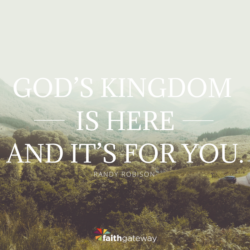 God's Kingdom | Randy Robison