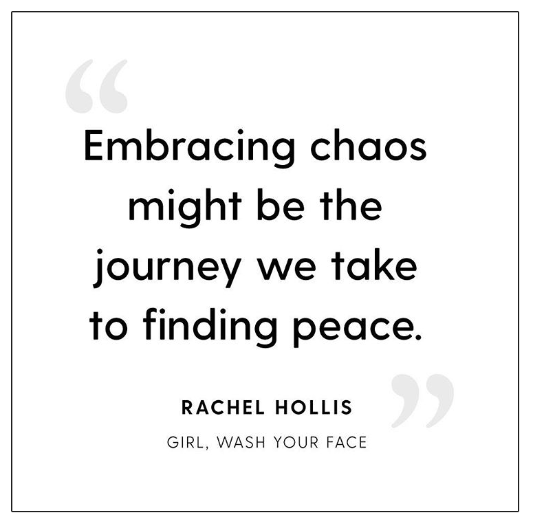 Jesus And Chaos Rachel Hollis Faithgateway