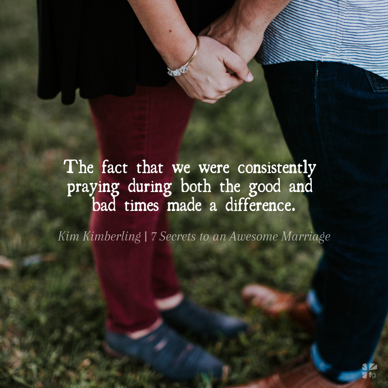 Putting God First in Your Marriage Through Prayer - FaithGateway