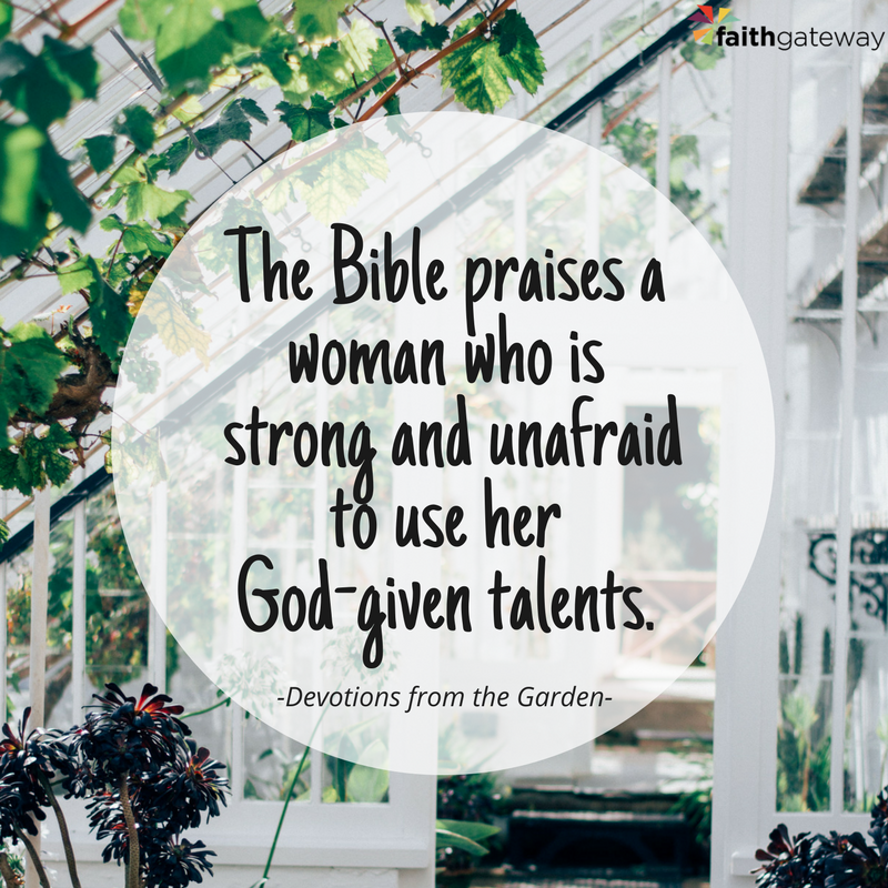 Growing as God Intended | Devotions from the Garden