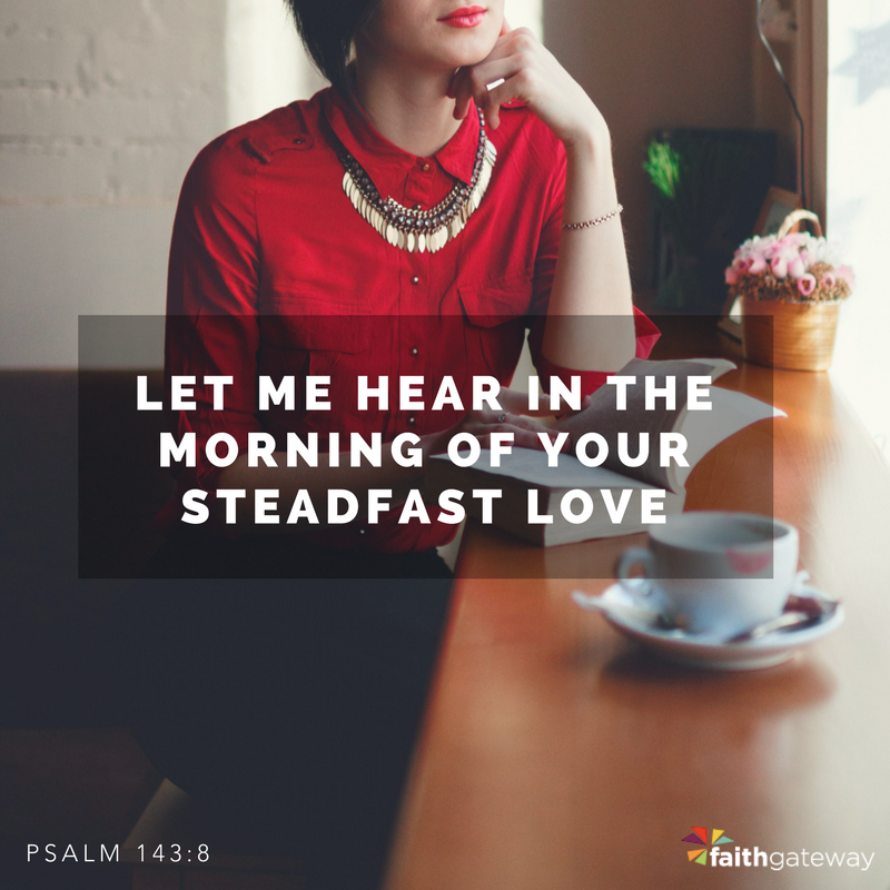 Preparing for your Morning Devotion Time | Hello Mornings by Kat Lee