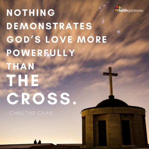 the cross | christine caine