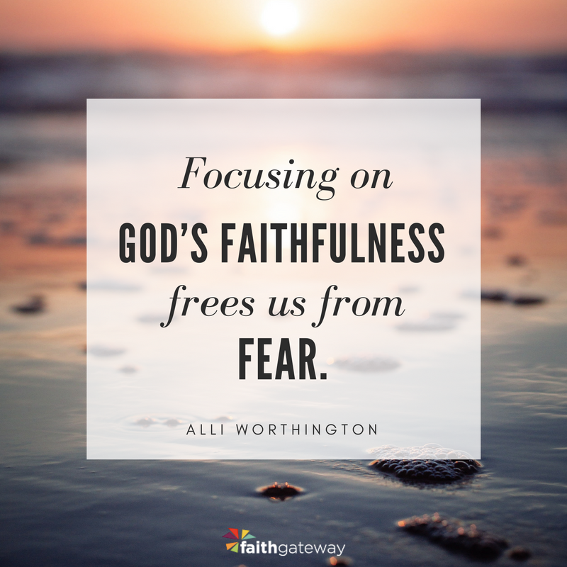Fierce Faith | Faith Over Fear
