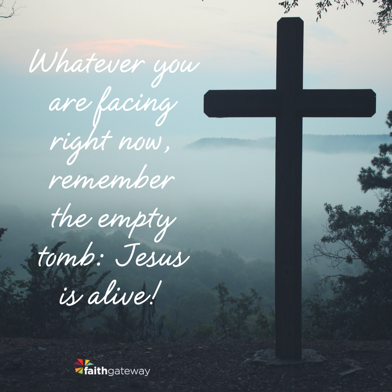 He is risen | An Easter Devotion