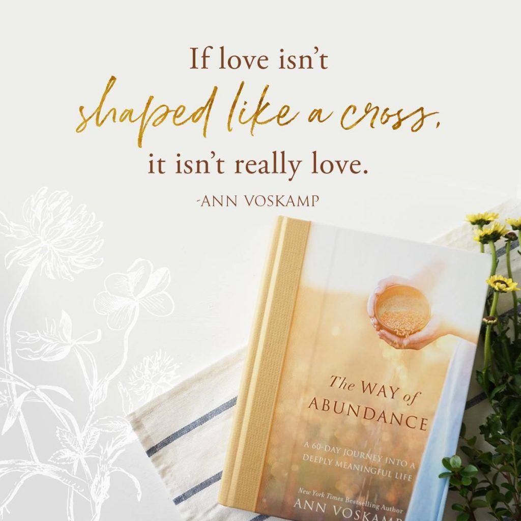 The Way of Abundance | Unashamed Brokenness