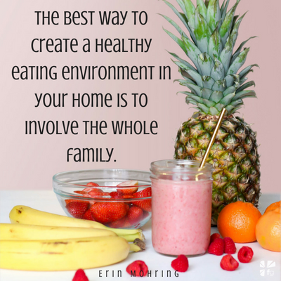 Eat as a Family!