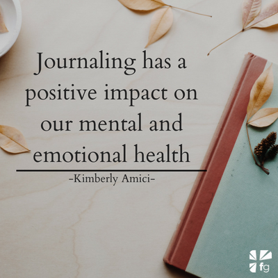 Journaling is Good for you!