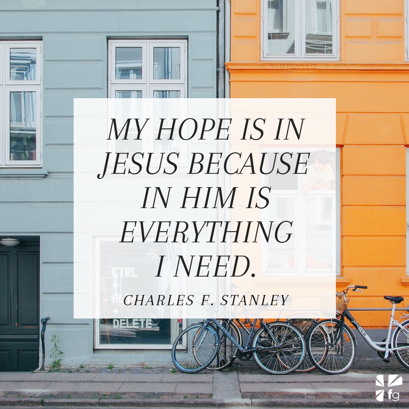 Be His Example | Charles F. Stanley