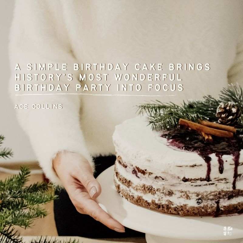 cake for jesus
