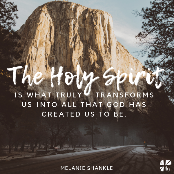 The Spirit in You
