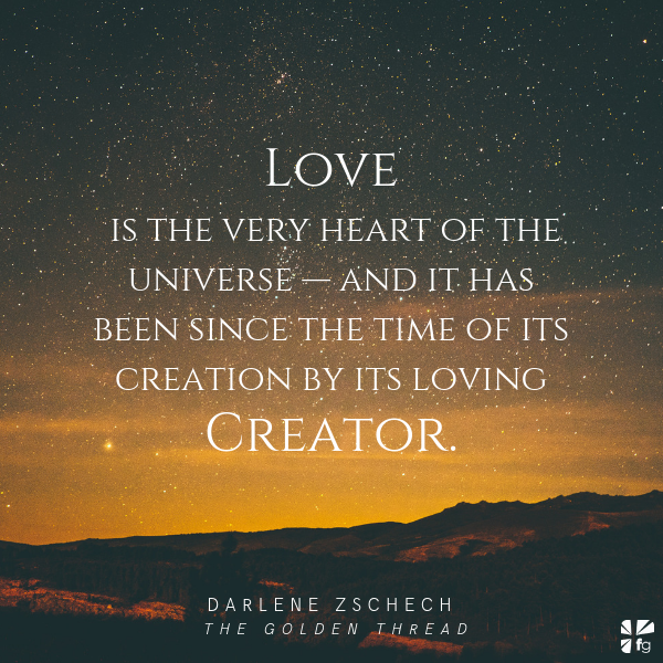 Walking in the Spirit - The Golden Thread by Darlene Zscech