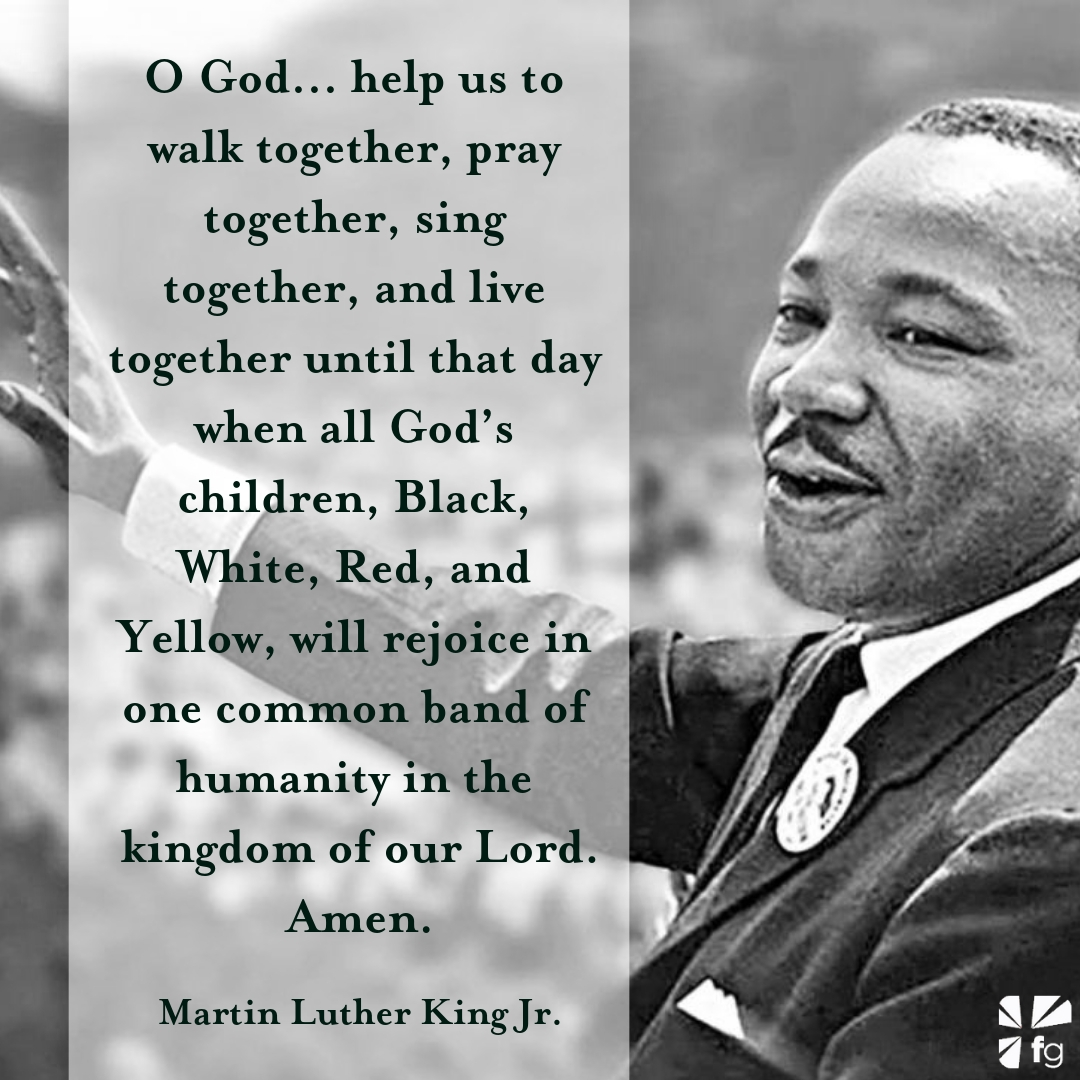 Image result for The Lord's prayer martin luther king