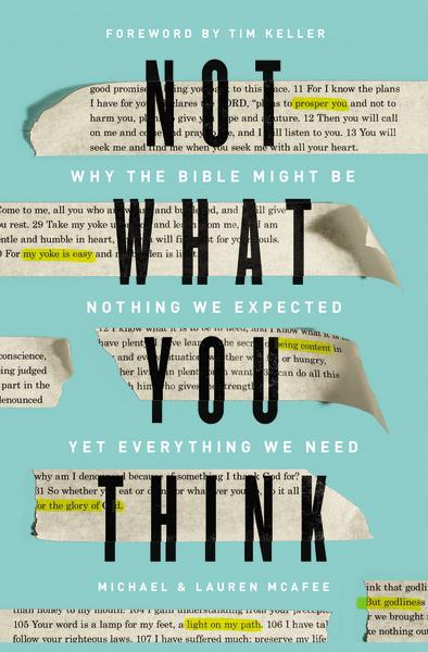Not What You Think Book
