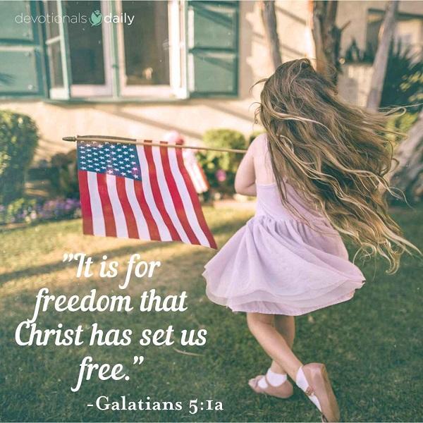Galatians 5:1a