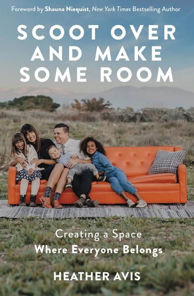 Scoot Over and Make Some Room Book