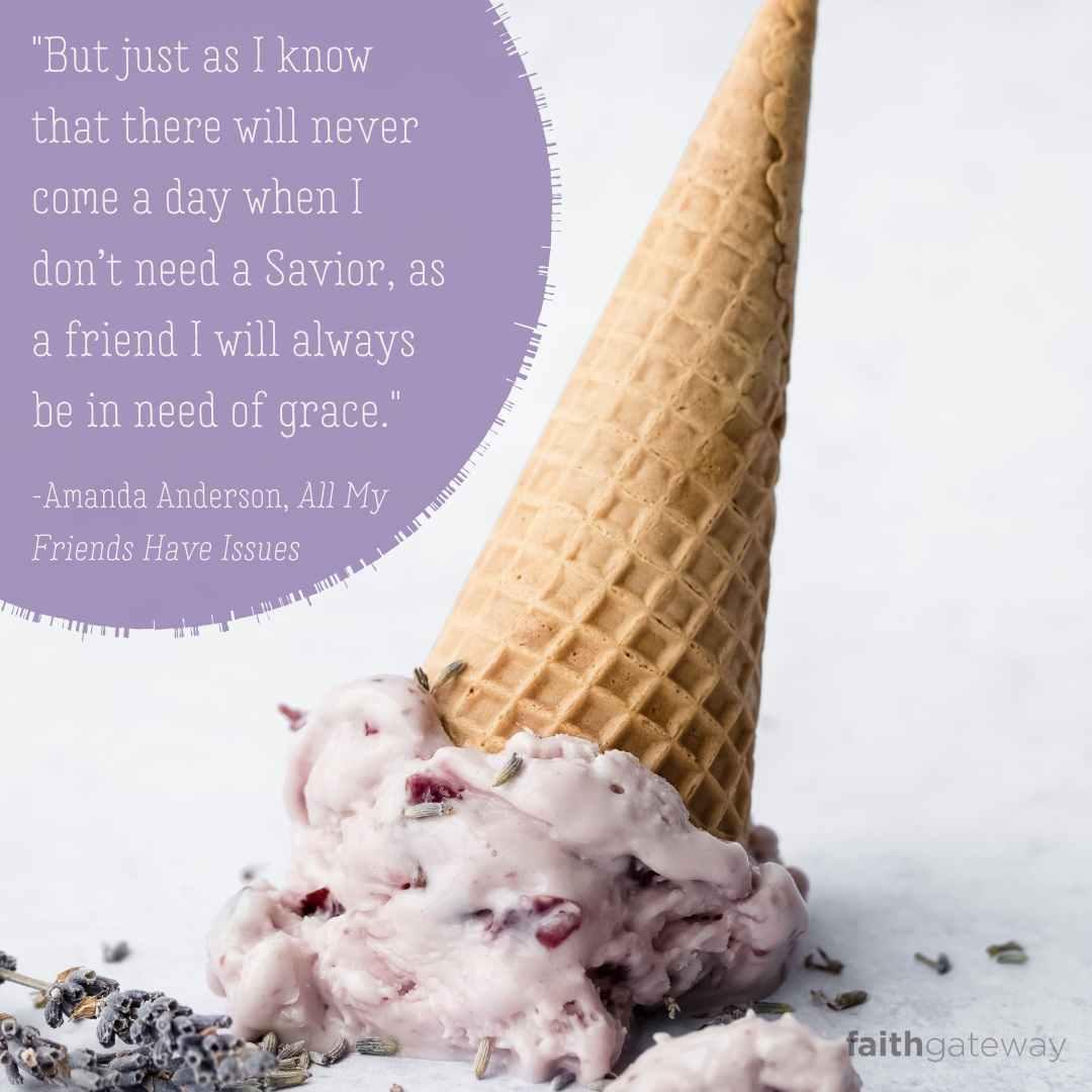 Wisdom from Amanda Anderson