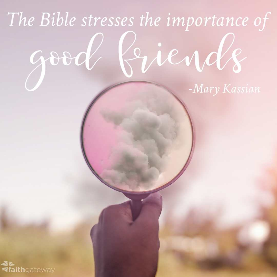Wisdom from Mary Kassian