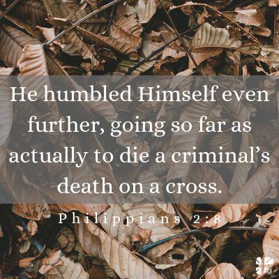 Philippians 2:8