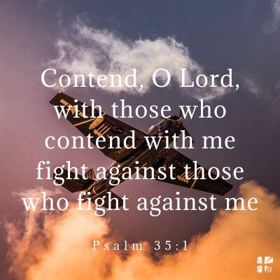 Psalm 35:1