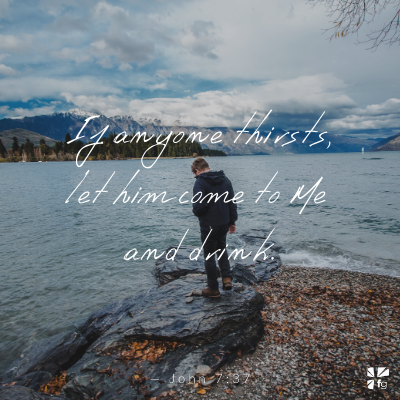 John 7:37