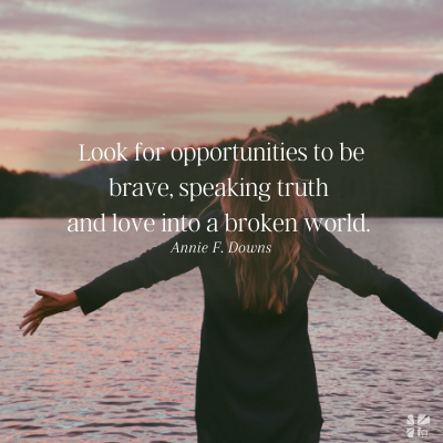 Look for opportunities...