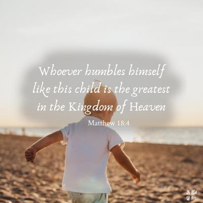 Matthew 18:4 ESV