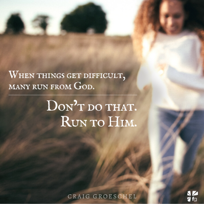 Run to Him