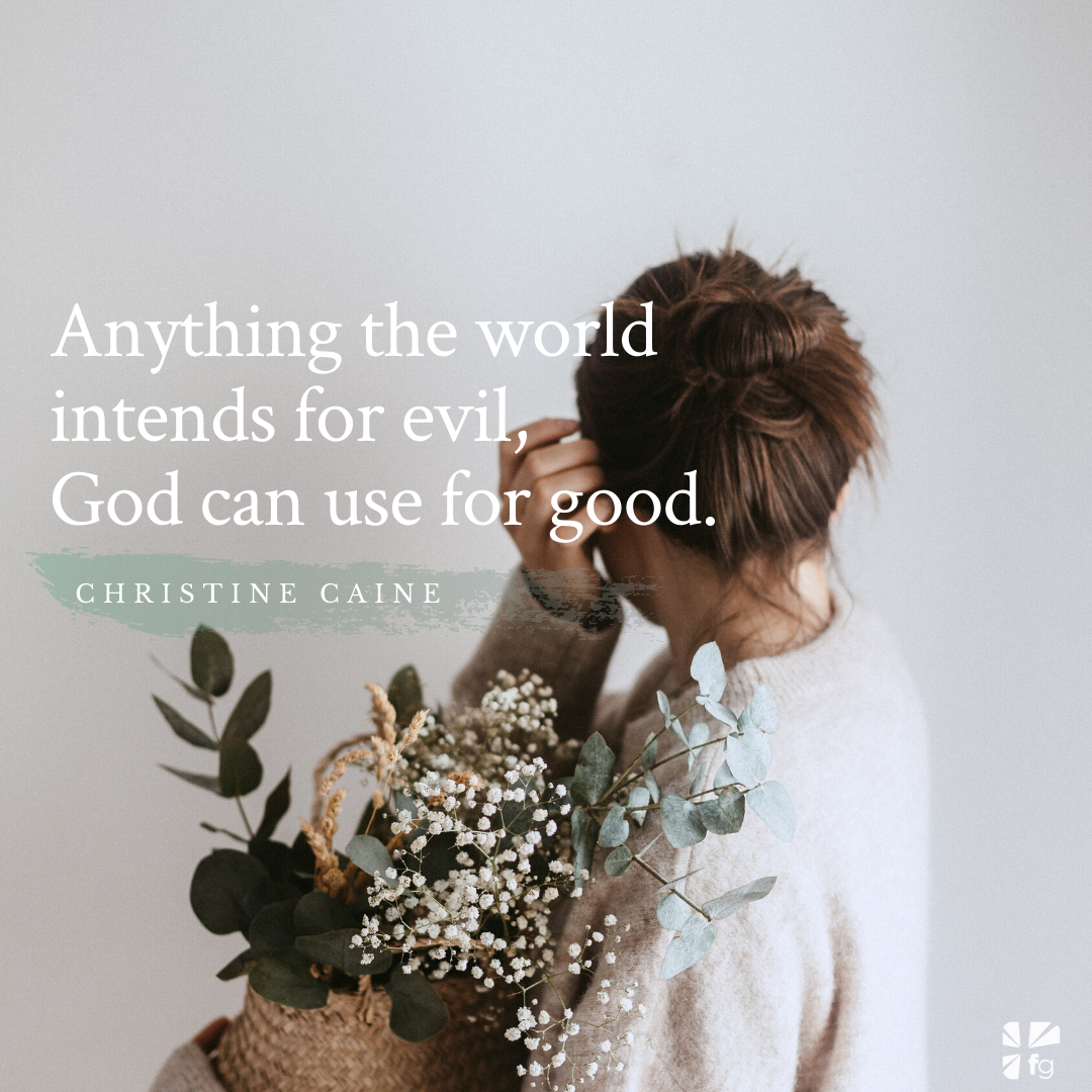God can use for good.