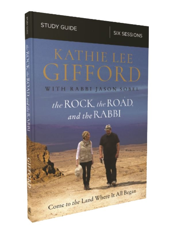The Rock, the Road, and the Rabbi with Kathie Lee Gifford