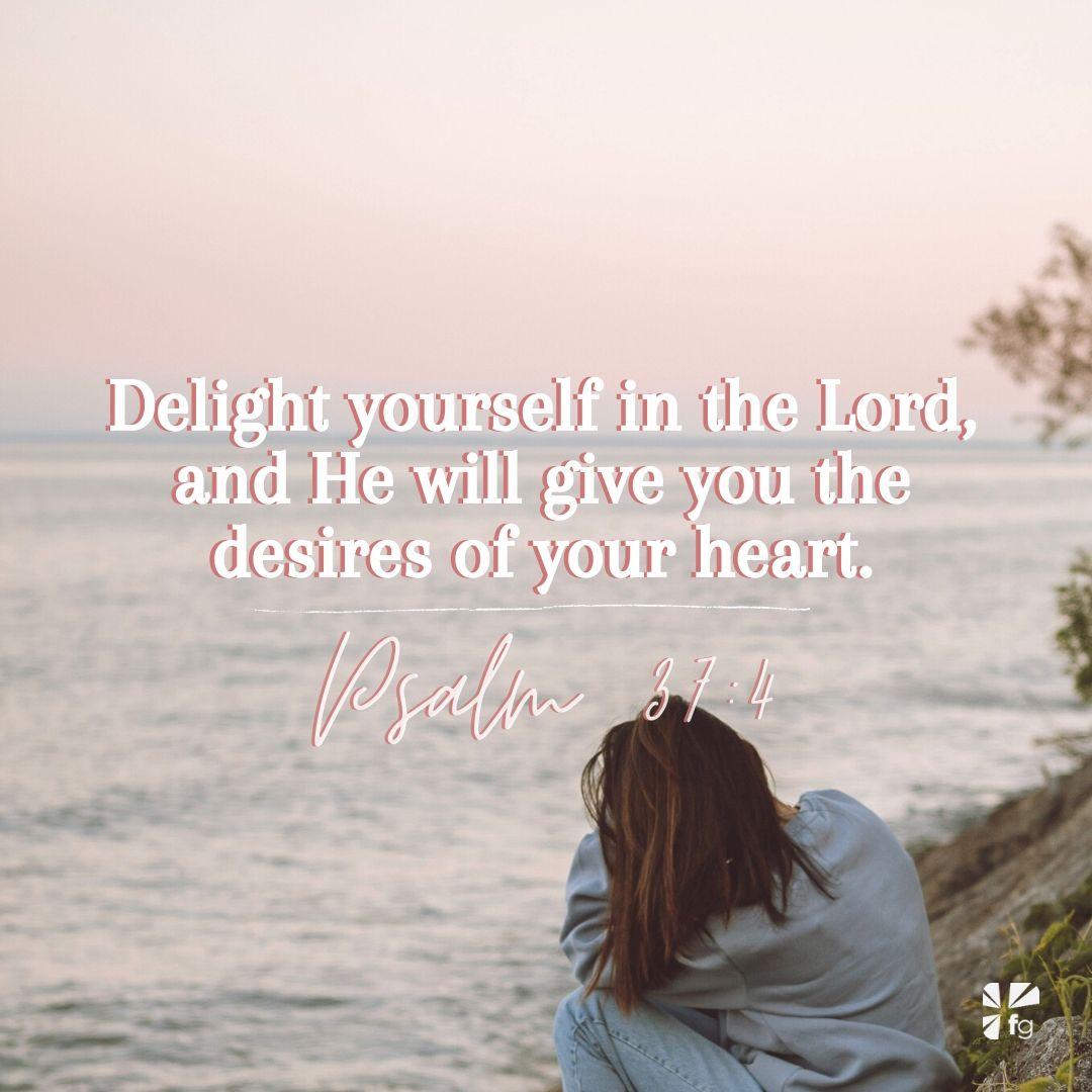 Psaltaren 37: 4