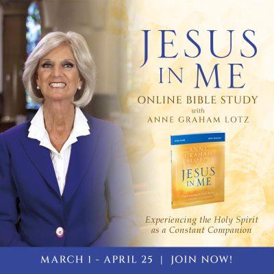 Jesus in Me Online Bible Study
