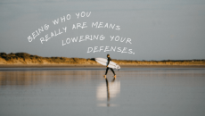 Are you authentically yourself? Are your separate parts all working together congruently? That's important! We're not called to be people-pleasers!