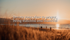 Pray with thanksgiving and then release control to God. He's got you covered! He is fully in control of every single thing you are worried about. He sits on the throne. God is good and His promises are true. Rejoice and rest in Him!