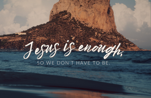 Jesus Proved It All