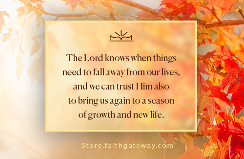 Praying together has been a tradition since the beginning! Even though that looks a little bit different right now, we can still gather and enjoy the season, albeit in different ways. It's a different season. It will change!